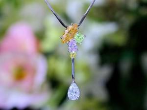 カラーダイヤモンド Luciole Collection 003