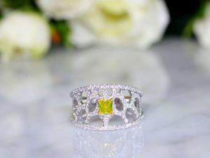 カラーダイヤモンドLuciole Collection 028