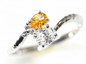 カラーダイヤモンドLuciole Collection 034