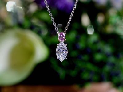カラーダイヤモンドカラーダイヤモンド