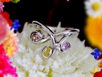 カラーダイヤモンド Luciole Collection 043