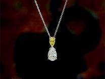 カラーダイヤモンド Luciole Collection 039