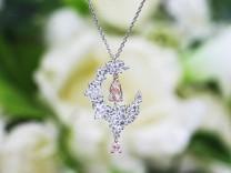 カラーダイヤモンド Luciole Collection 054