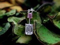 カラーダイヤモンド Luciole Collection 064