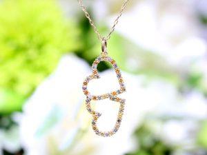 カラーダイヤモンドLuciole Collection 063