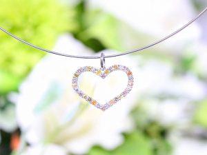 カラーダイヤモンドLuciole Collection 062