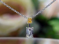 カラーダイヤモンド Luciole Collection 067