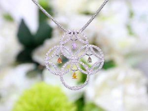 カラーダイヤモンドLuciole Collection 073