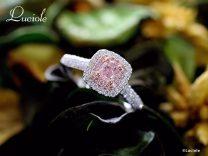 カラーダイヤモンド Luciole Collection 084