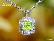 カラーダイヤモンド Luciole Collection 085