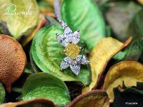 カラーダイヤモンド Luciole Collection 086