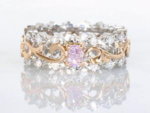カラーダイヤモンドLuciole Collection 079