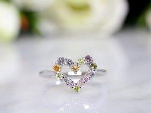 カラーダイヤモンドLuciole Collection 082