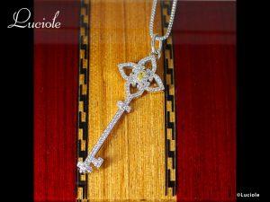 カラーダイヤモンドLuciole Collection 102