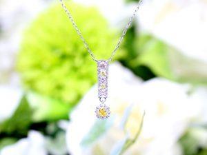 カラーダイヤモンドLuciole Collection 101