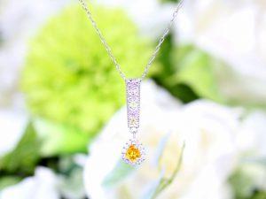 カラーダイヤモンドLuciole Collection 099