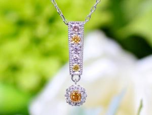 カラーダイヤモンドLuciole Collection 098