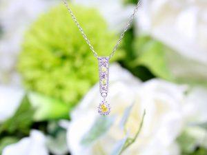 カラーダイヤモンドLuciole Collection 100
