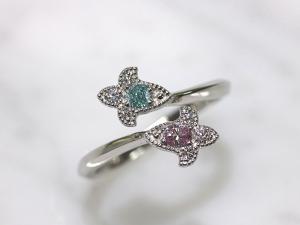 カラーダイヤモンドLuciole Collection 105