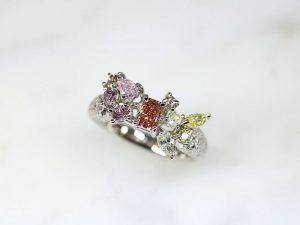 カラーダイヤモンドLuciole Collection 110