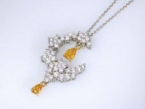 カラーダイヤモンドLuciole Collection-111