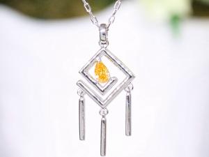 カラーダイヤモンドLuciole Collection 112