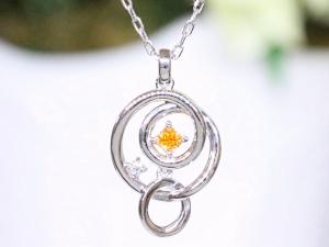 カラーダイヤモンドLuciole Collection 114