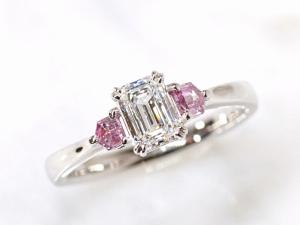 カラーダイヤモンドLuciole Collection 116
