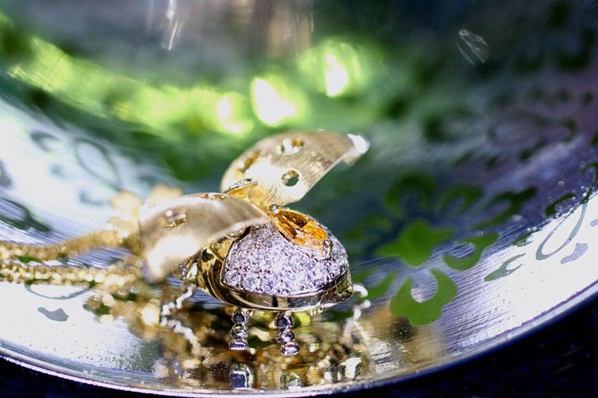 Ladybird(てんとう虫)ジュエリー03