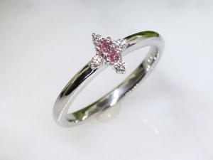 カラーダイヤモンドLuciole Collection 121