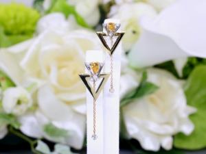 カラーダイヤモンドLuciole Collection124