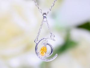 カラーダイヤモンドLuciole Collection 127