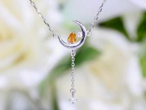 カラーダイヤモンドLuciole Collection 128