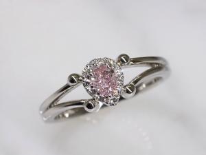 カラーダイヤモンドLuciole Collection 130