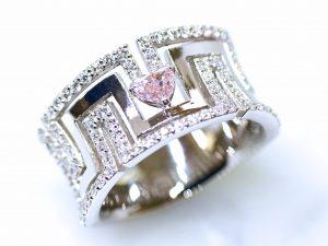 カラーダイヤモンドLuciole Collection 133