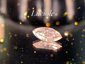 カラーダイヤモンドLuciole Collection 135