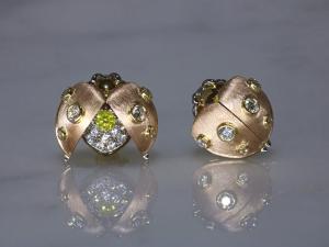 カラーダイヤモンドLuciole Collection 141
