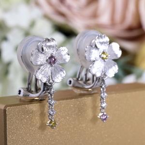 カラーダイヤモンドLuciole Collection 149