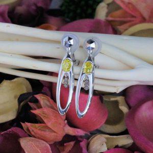 カラーダイヤモンドLuciole Collection 148