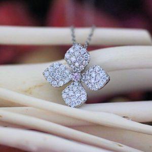 カラーダイヤモンドLuciole Collection 145